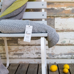 Tri-moss - Jersey - Mouline Cotton Blankets