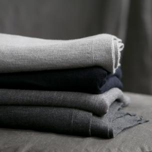 Superfine Merino Wool Blanket Wrap $305