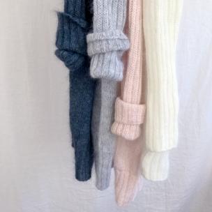 Kid Mohair ... light & luscious knitwear