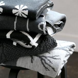 Windmills. Knitted Cotton Blanket... $95 pram ... $139 cot