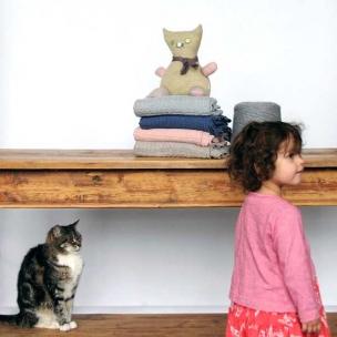 Crochet Knit Baby Blankets - Cotton . . . $120