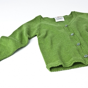 Knitted Cardi - Cotton