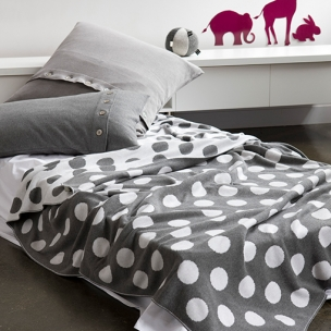 Spot King Single Knitted Blanket - Cotton . . . $320