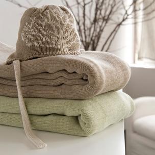 Jersey Knit Blankets - Cotton . . . $90 pram . . .  $130 cot