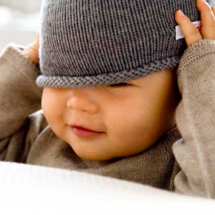 Baby Beanies. Pure Cotton. Knitted Beanies... $35