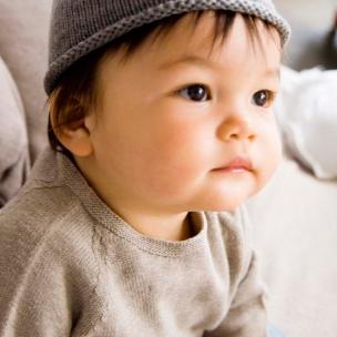 Luna Niños Pure Cotton Baby Knitwear