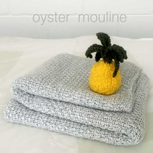 Mouline. Cotton Baby Knit COT Blanket ... $139