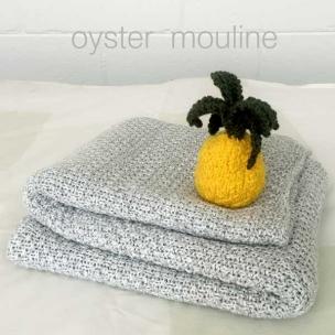 Mouline. Cotton Baby Knit COT Blanket ... $139