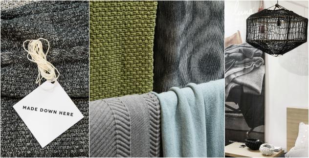 melbourne knitwear design, australian made knitwear, original knitwear design, luna gallery knitwear design,