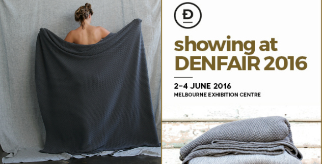 Luna Home exhibiting at Denfair