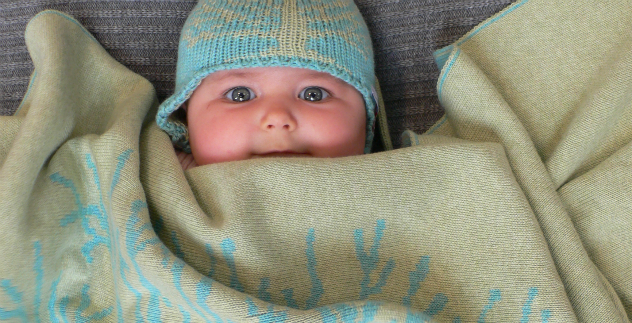 original knitted baby blankets and knitted beanies by luna ninos melbourne