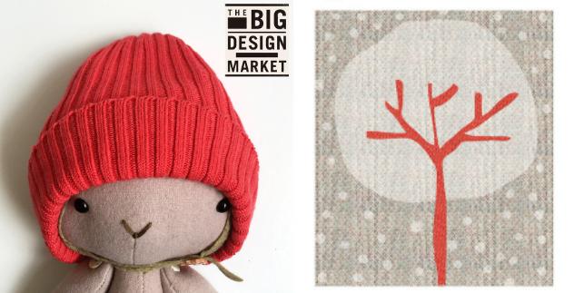 Luna Ninos knits for baby & kids at The Big Design Market.