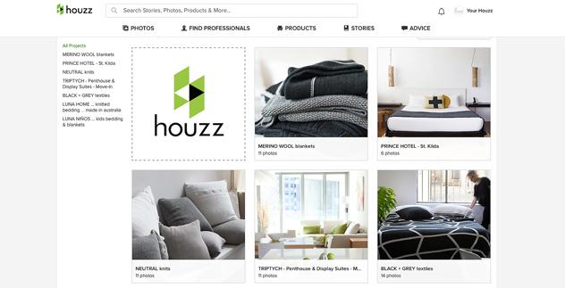 Luna Gallery on Houzz blog