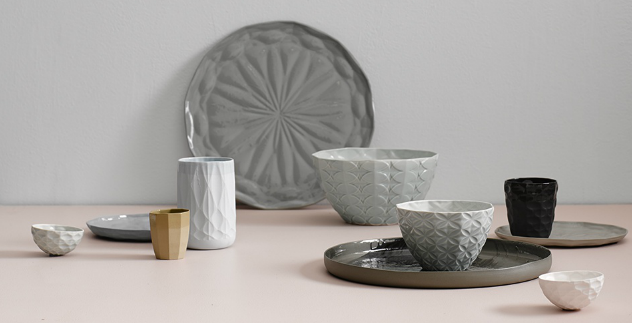 Luna Gallery loves the Mod Collective ceramics by Valissa Butterworth